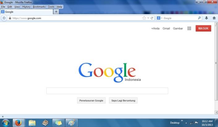 Google Oktober 2013